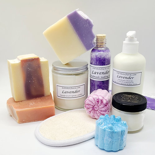 Lavender and Friends Gift Box