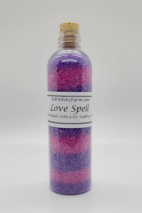 Love Spell - Soaking Salts