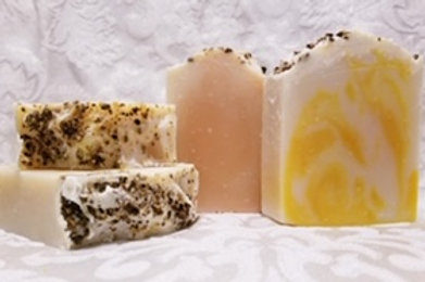 OSB Juniper & Grapefruit Soap