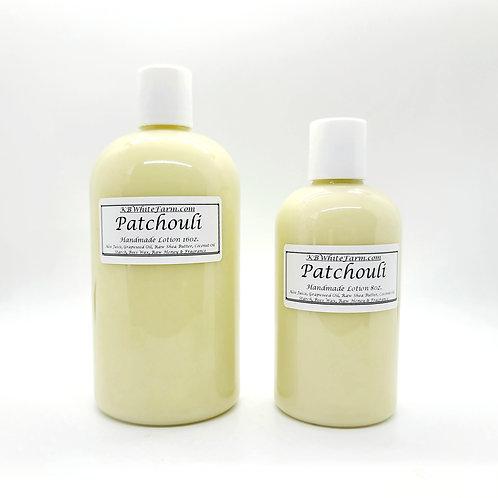 Patchouli Lotion Small 8oz.