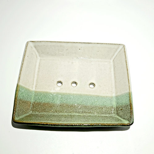 Sea side- Ceramic soap dish