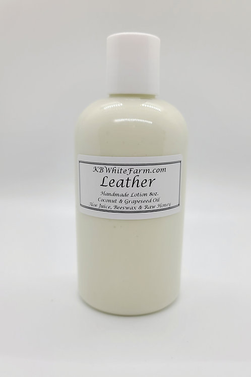 Leather Lotion Small 8oz.
