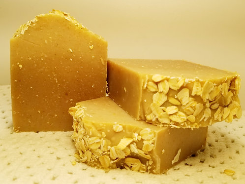 Oatmeal & Milk Soap