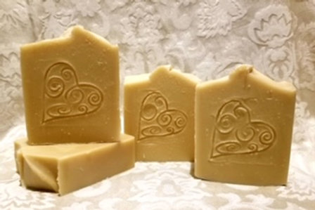 Goat Milk, Coconut & Lime Soap