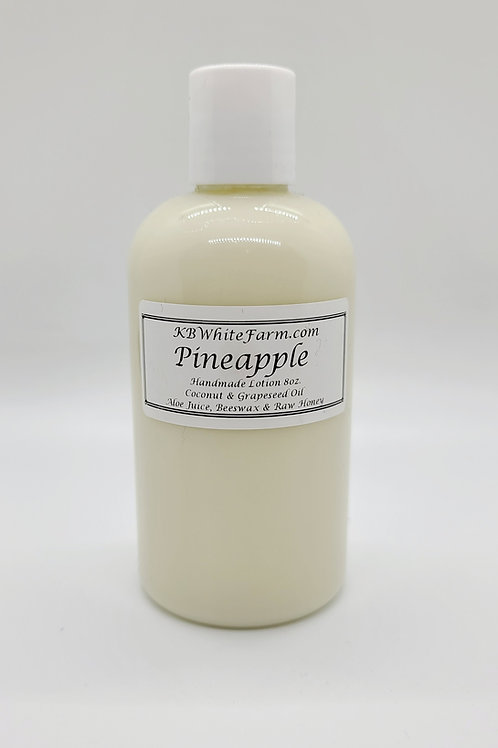 Pineapple Lotion Small 8oz.