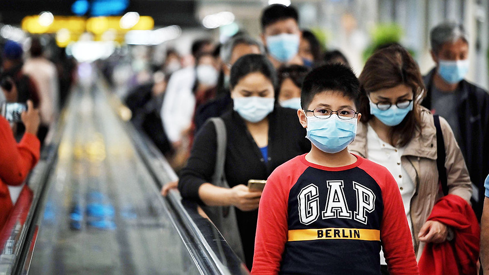 วิธีป้องกันไวรัสโคโรนา