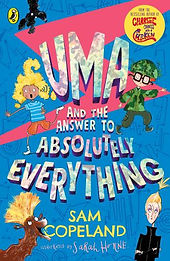 Uma and the answer to absolutely everyth