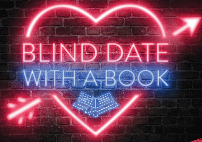 Blind Date With a Book...