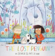 The Lost Penguin, Simon & Schuster