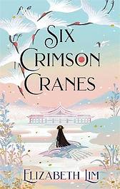 Six crimson cranes.jpg