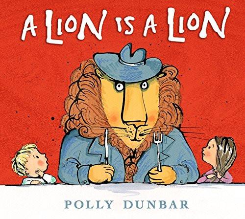 A Lion is a Lion, Walker Books