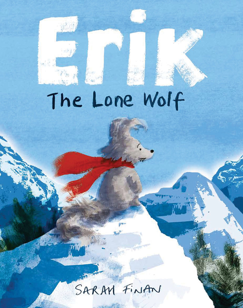 Erik the Lone Wolf, Lincoln Children's First Editions