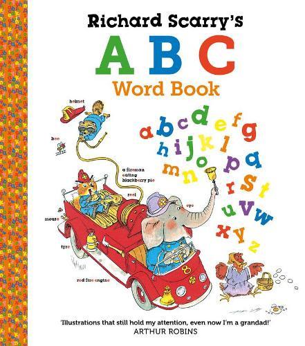 Richard Scarry Returns