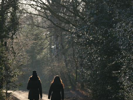 Meditação Caminhada