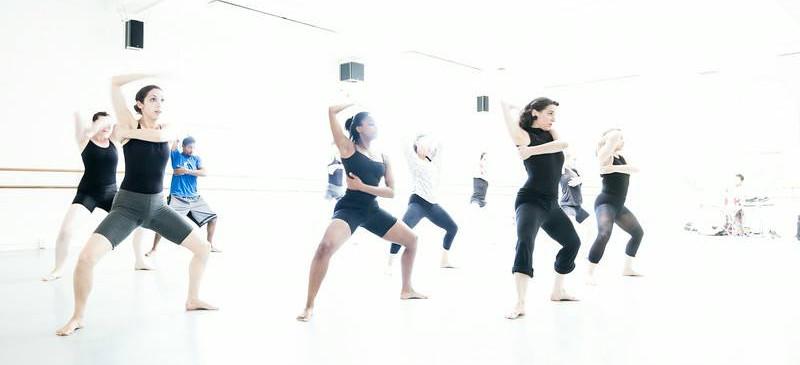 Battito di Cuore rehearsals