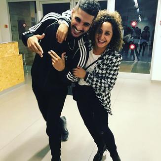 2 dancers | 1 body of work