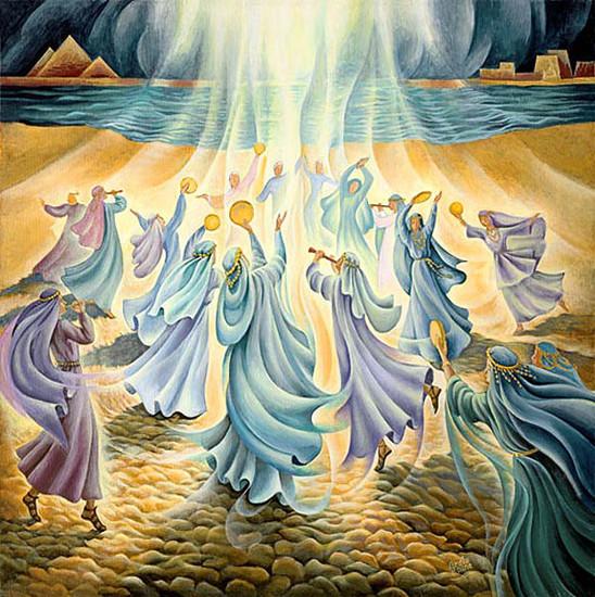 שירת מרים