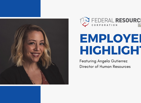 Employee Highlight: Angela Gutierrez, Director of Human Resources