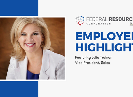 Employee Highlight: Julie Trainor, Vice President of Sales