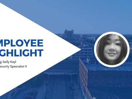 Employee Highlight - Sally Kayl, Cyber Security Specialist II