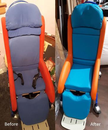 Huggle chair