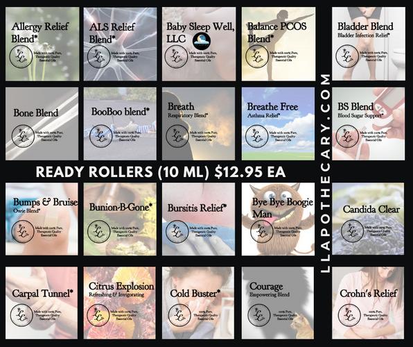 VR-Z & Single Oil Rollers