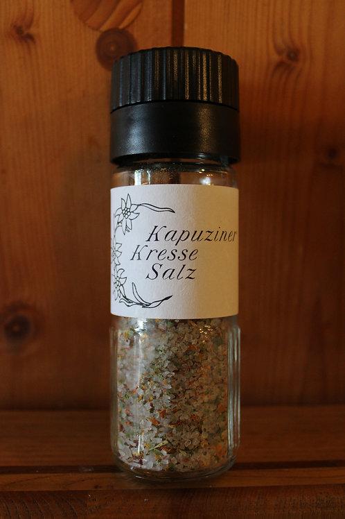 Kapuzinerkresse-Salz
