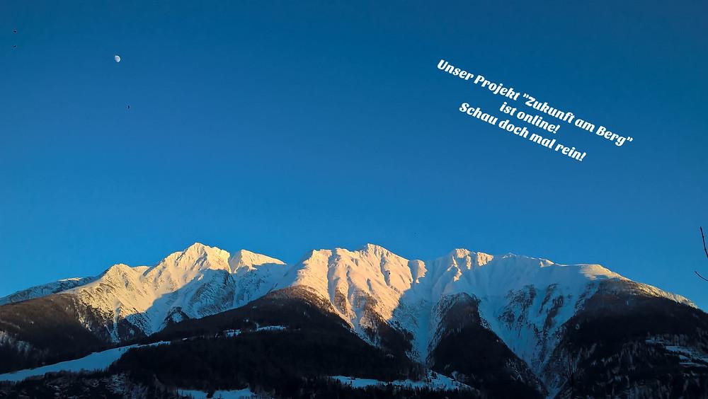Zukunft am Berg auf www.wemakeit.com