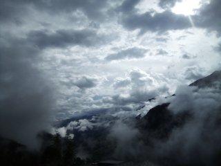 Leben in den Wolken