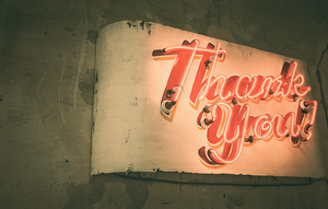 Connect to gratitude and light-up your brand.