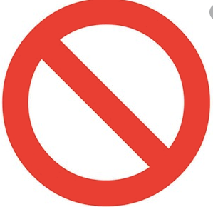 Banning content?