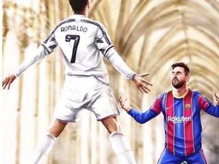【#歐冠足球討論區】C罗的姐姐惹眾怒!放出來梅西竟然要跪拜C羅。