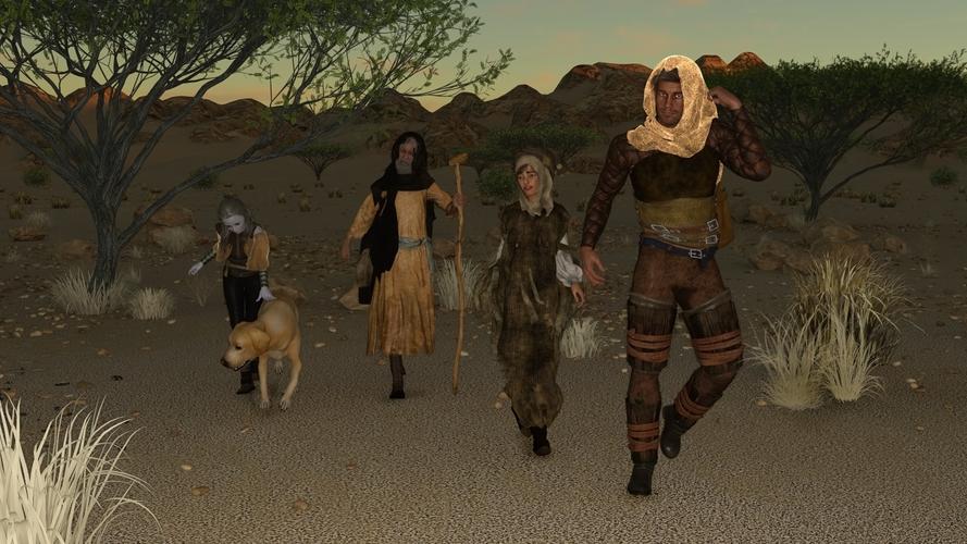 Into the Plains