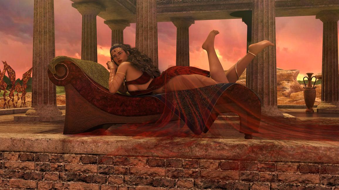 Queen Bastet