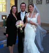 Congratulating the Bride and Groom, Balmoral Bathers