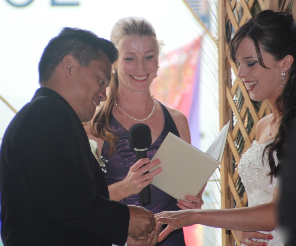 The Ring Ceremony