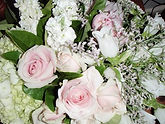 The Bouquette, beautiful, pink roses