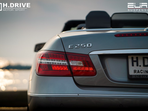 Mercedes-Benz E-Coupe W207(Cabriolet)