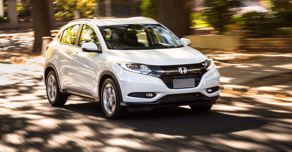 Honda-hrv