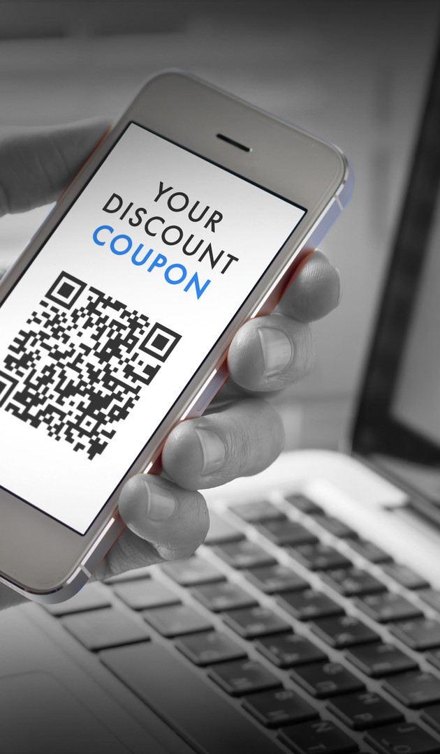 Touchless Coupons
