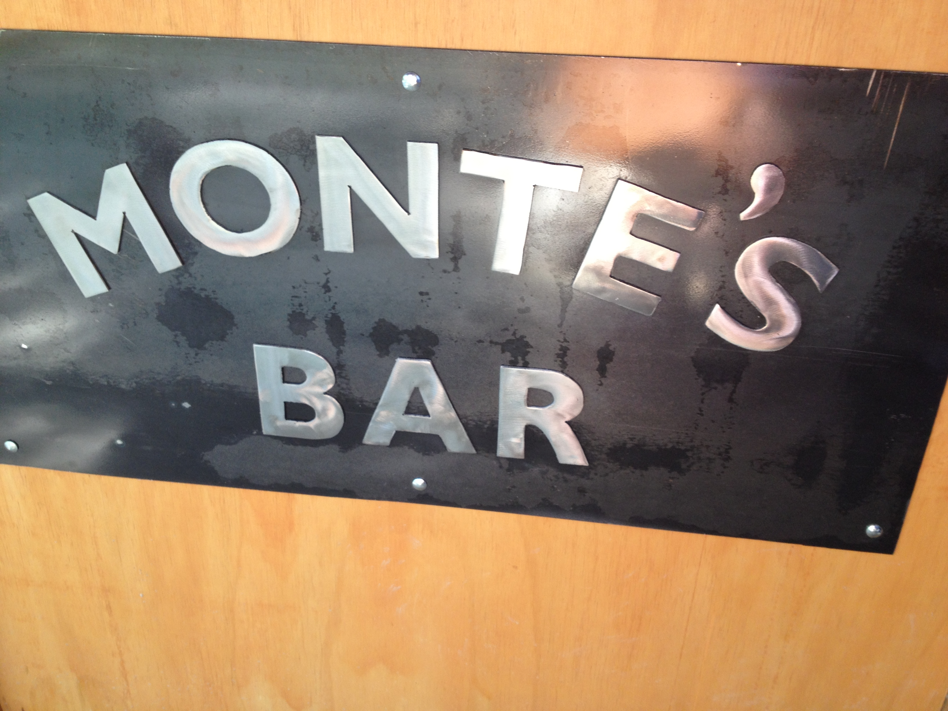 Customized Bar