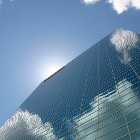 Die Cloud-Organisation.