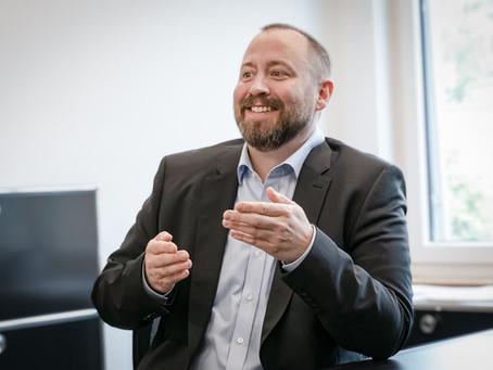Die unangenehmen Fragen: Interview mit Pascal Wirth, Geschäftsführer der Nachlasspartner AG