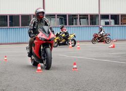 Motorradgrundkurs