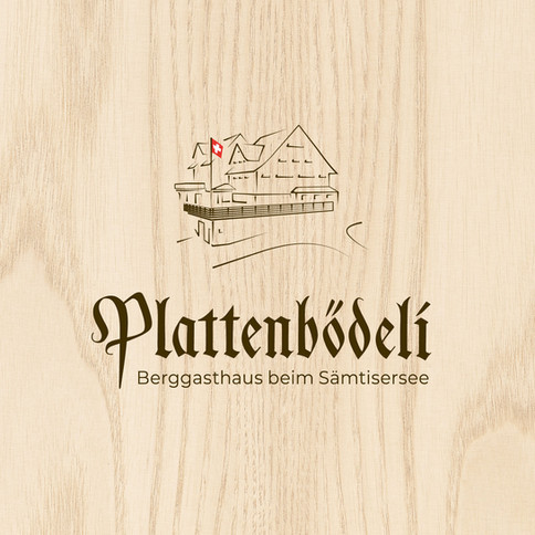 Logo und Briefschaften