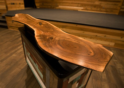 Live Edge Wet Bar Custom Bar Custom Furniture Kemmco.jpg