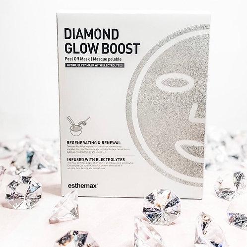 Diamond Glow Boost Hydrojelly Mask (2 1oz masks)