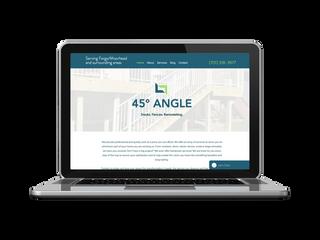 45 Degree Angle