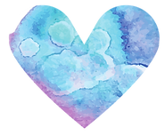 Breathe Art Calm Watercolor Heart.png