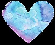 Breathe Art Calm Watercolor Heart.png